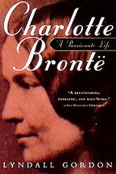 front cover of Charlotte Brontë: a Passionate Life, US edition