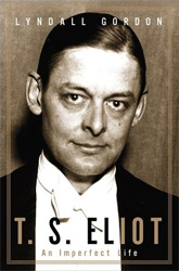 front cover of TS Eliot: An Imperfect Life