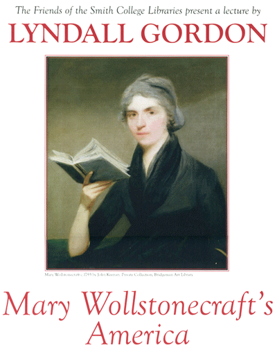 essay about mary wollstonecraft The life and works of mary wollstonecraft, part 3.